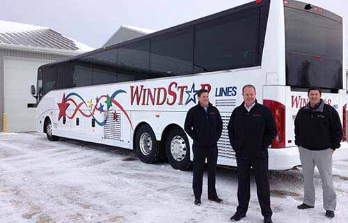 Owners of Windstar Lines