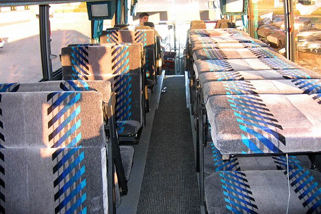 47 Passenger Sleeper Motorcoach Windstar Lines